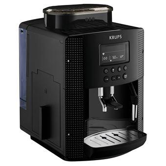 Cafetera superautomática Krups Pisa Negro