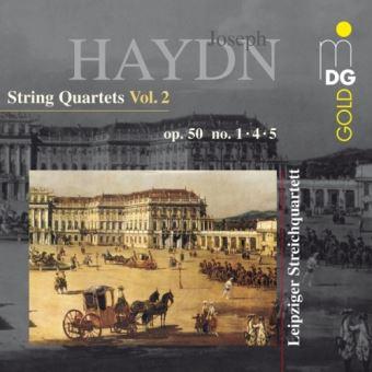 Cuartetos de cuerda Vol. 2