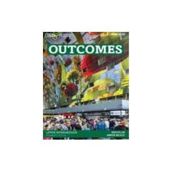 Outcomes: Upper Intermediate. Workbook (Libro + CD)