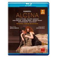 Händel: Alcina (Formato Blu-ray)