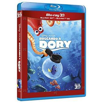 Buscando a Dory - Blu-Ray + 3D