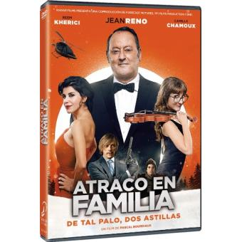 Atraco en familia - DVD