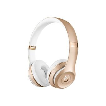 Auriculares Bluetooth Beats Solo3 Oro
