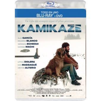 Kamikaze - Blu-Ray + DVD