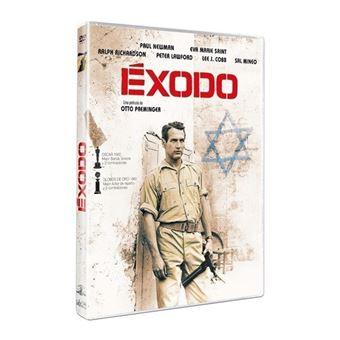 Éxodo - DVD