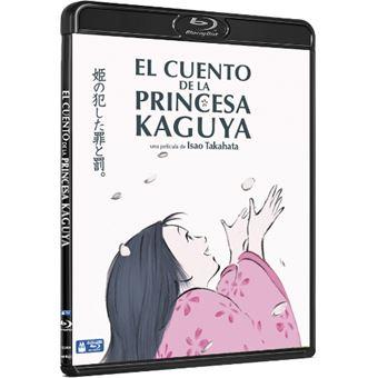 El cuento de la princesa Kaguya - Blu-Ray