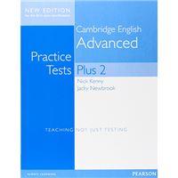 Cambridge English - Advanced - Practice Tests Plus 2