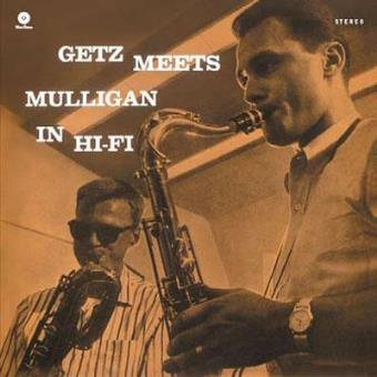Getz Meets Mulligan In Hi Fi - Vinilo
