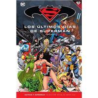 Novelas Gráficas Batman y Superman 80. Superman: Los últimos días de Superman (Parte 2)