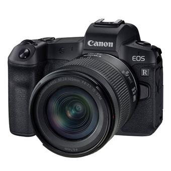 Cámara EVIL Canon EOS R + RF 24-105mm F4-7.1 IS STM