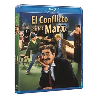 El conflicto de los Marx - Blu-Ray
