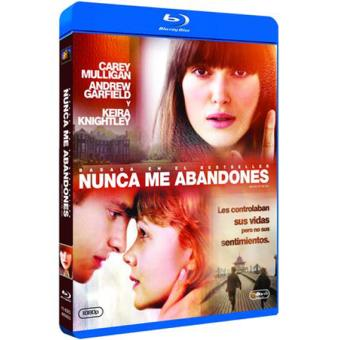 Nunca me abandones - Blu-Ray
