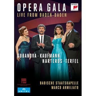 Opera Gala: Live From Baden-Baden (Formato DVD)
