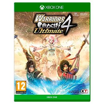 Warriors Orochi 4 Ultimate Xbox One