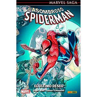 El asombroso Spiderman 38 - El último deseo