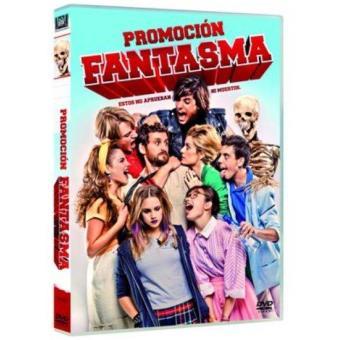 Promoción fantasma - DVD