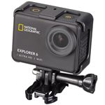 Cámara deportiva National Geographic Action Cam Explorer 6 4K