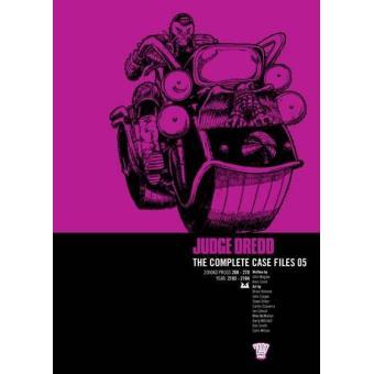 Juez Dredd. Los archivos completos 05