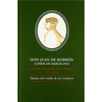 Don Juan de Borbón, Conde de Barcelona