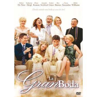 La gran boda - DVD