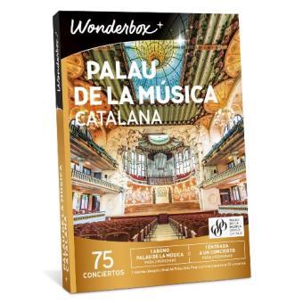 Wonderbox 2018 Palau de la Música Catalana