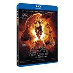 El hombre que mató a Don Quijote - Blu-Ray