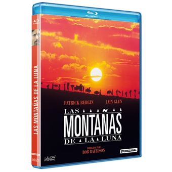 Las montañas de la luna - Blu-Ray