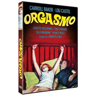 Orgasmo (Orgasmo) 1969 (DVD) - DVD
