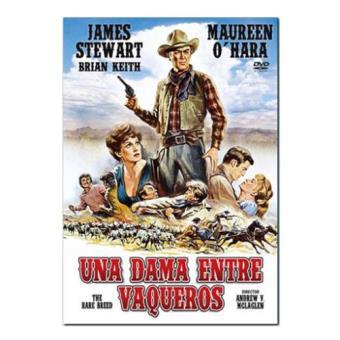 Una dama entre vaqueros - DVD