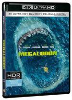 Megalodón - UHD + Blu-Ray