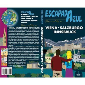 Escapada Azul - Viena, Salzburgo e Innbruck