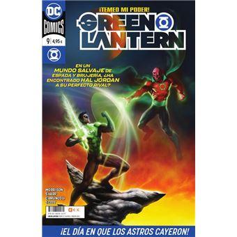 El Green Lantern núm. 91/ 9