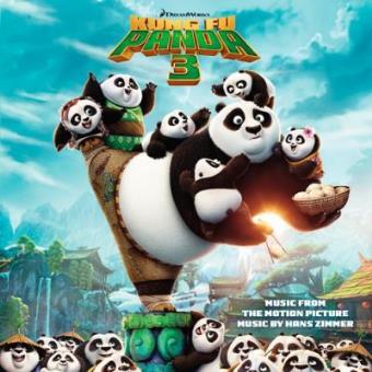 Kung Fu Panda 3 B.S.O.