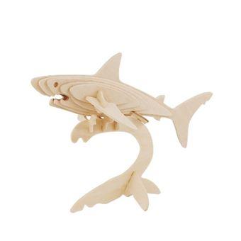 Maqueta tiburón
