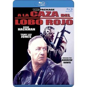 A la caza del lobo rojo - Blu-Ray