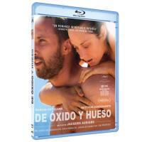 De óxido y hueso - Blu-Ray