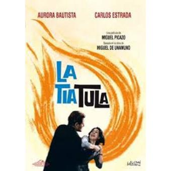 La tía Tula - DVD