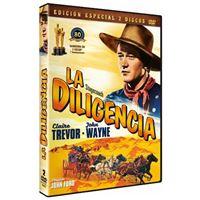 La diligencia - Ed especial -  DVD
