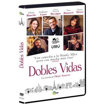 Dobles vidas - DVD