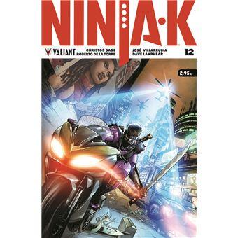 Ninja k 12 grapa