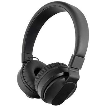 Auriculares Bluetooth Swingson Liberty+ Negro