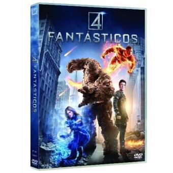 Cuatro Fantásticos - DVD