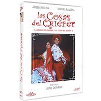 Pack Las Cosas del Querer  I y II - DVD