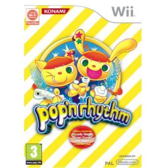 Pop'n Rhythm Wii