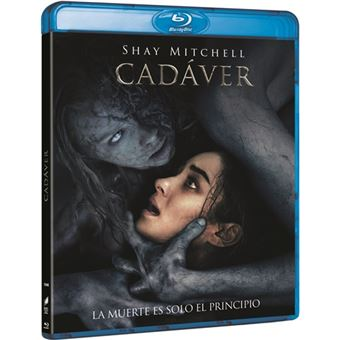Cadáver (La posesión de Hannah Grace) - Blu-Ray