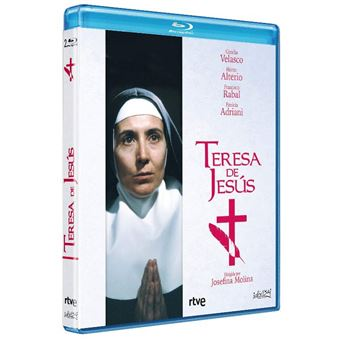 Teresa de Jesús Serie Completa - Blu-ray
