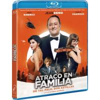 Atraco en familia - Blu-Ray