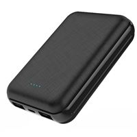 Powerbank On-Earz 10000 mAh Negro
