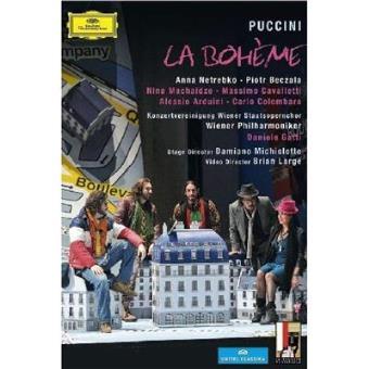 La bohème (Formato Blu-Ray)