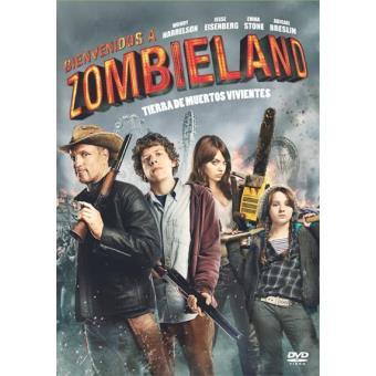 Bienvenidos a Zombieland - DVD